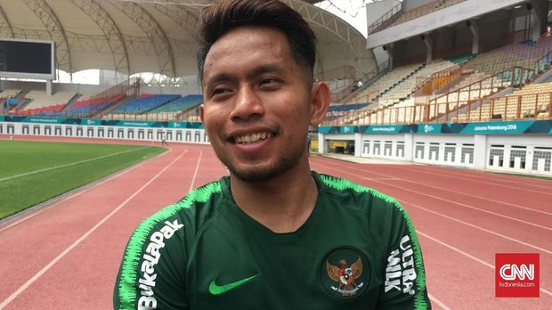 Andik Vermansah akan jadi salah satu andalan Timnas Indonesia di Piala AFF 2018.