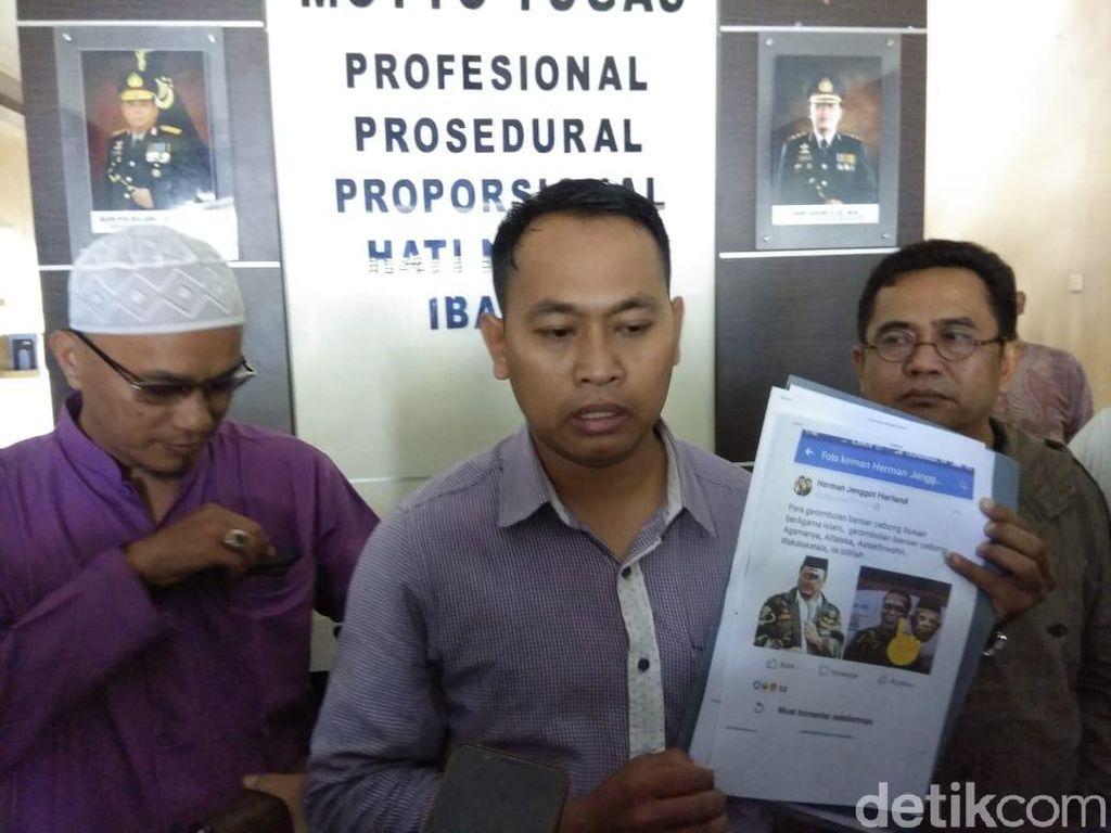 Masyarakat Cinta Indonesia Adukan Penyebar Ujaran Kebencian ke Polisi