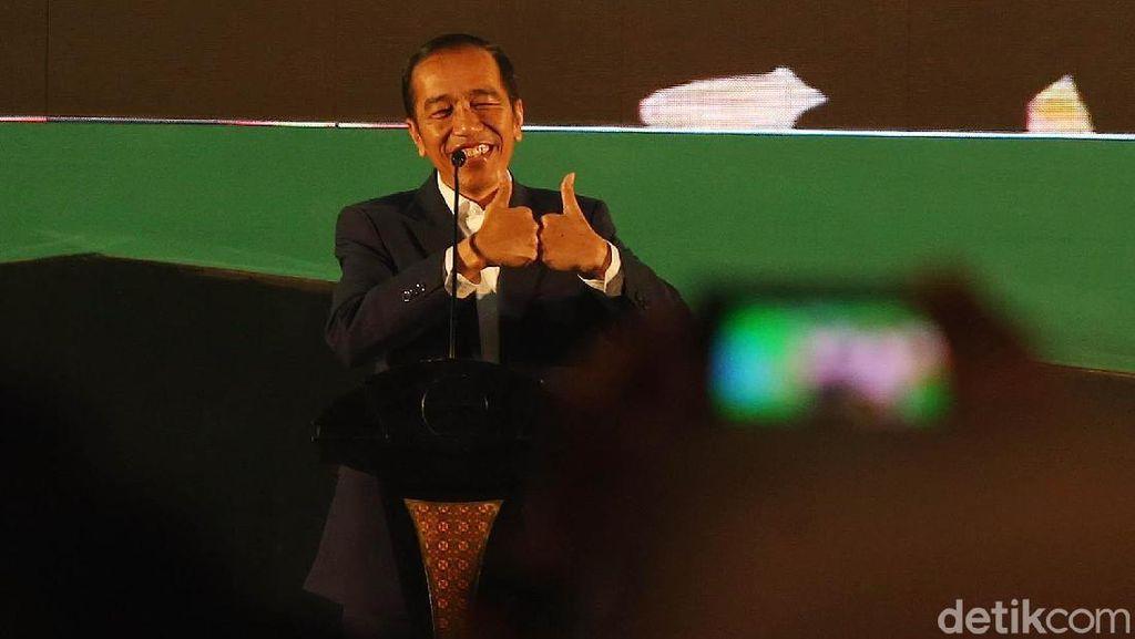 Jokowi Hadiri Deklarasi Repnas