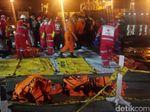 27 Kantong Jenazah Korban Lion Air Tiba di JICT Tanjung Priok