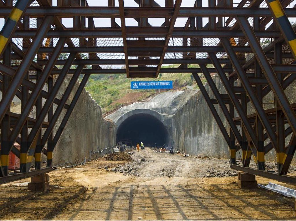 WIKA Kebut Pembangunan Proyek Kereta Cepat JKT-BDG