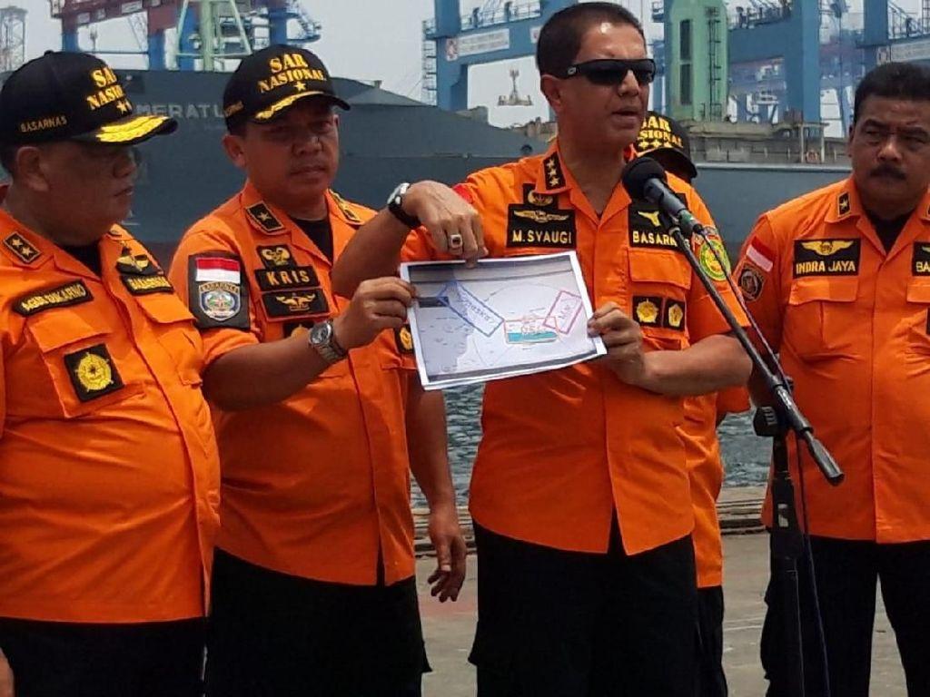 Basarnas Hentikan Operasi Pencarian Korban Lion Air