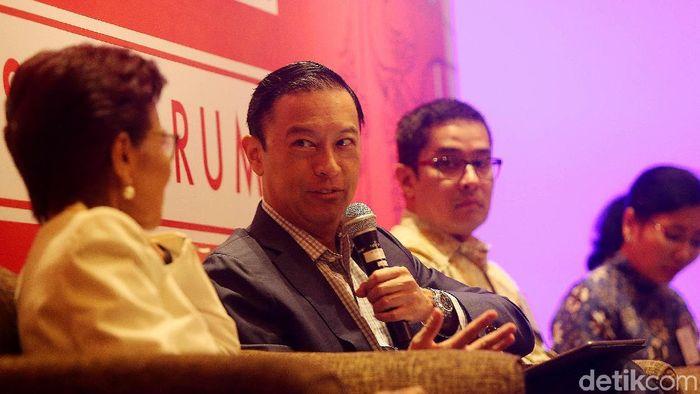 Kepala BKPM Thomas Trikasih Lembong Foto: Rengga Sancaya