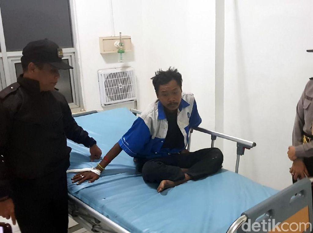 Orang Gangguan Jiwa Dituding Penculik di Sukabumi
