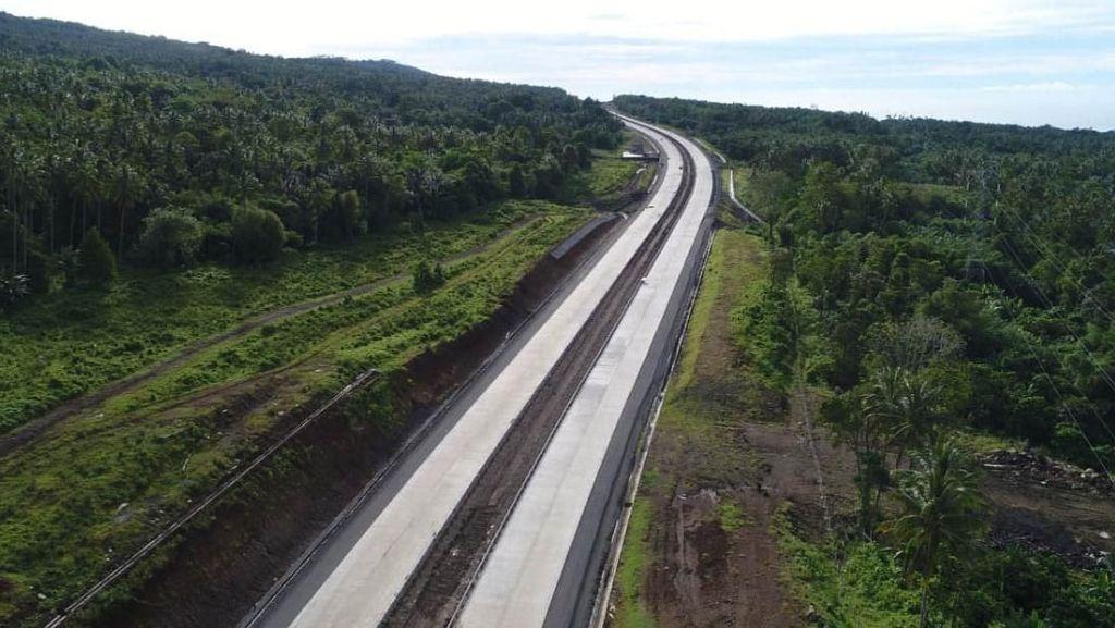 Tak Cuma di Jawa Sumatera, Sulawesi Utara Juga Dibangun Tol