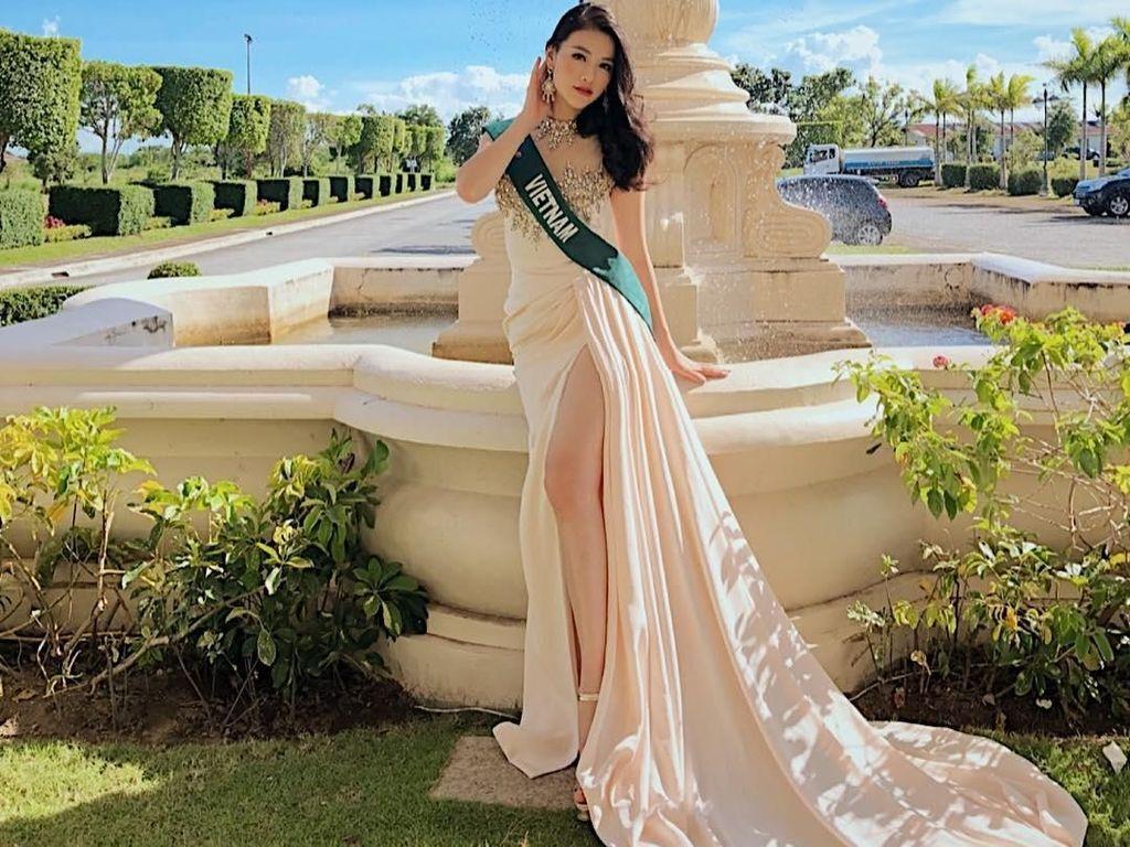 Foto: Indonesia Kalah, Wanita Cantik Vietnam Ini Jadi Juara Miss Earth 2018