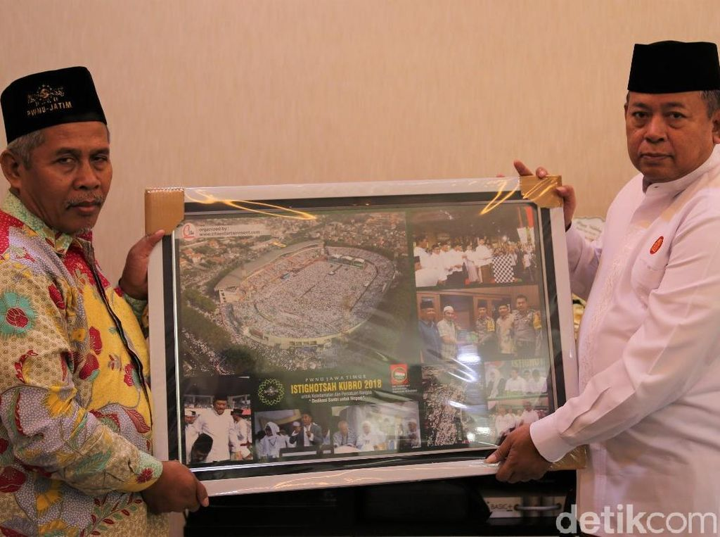 Berkunjung ke Kapolda Jatim, Ini Tujuan Pengurus NU dan Muhammadiyah