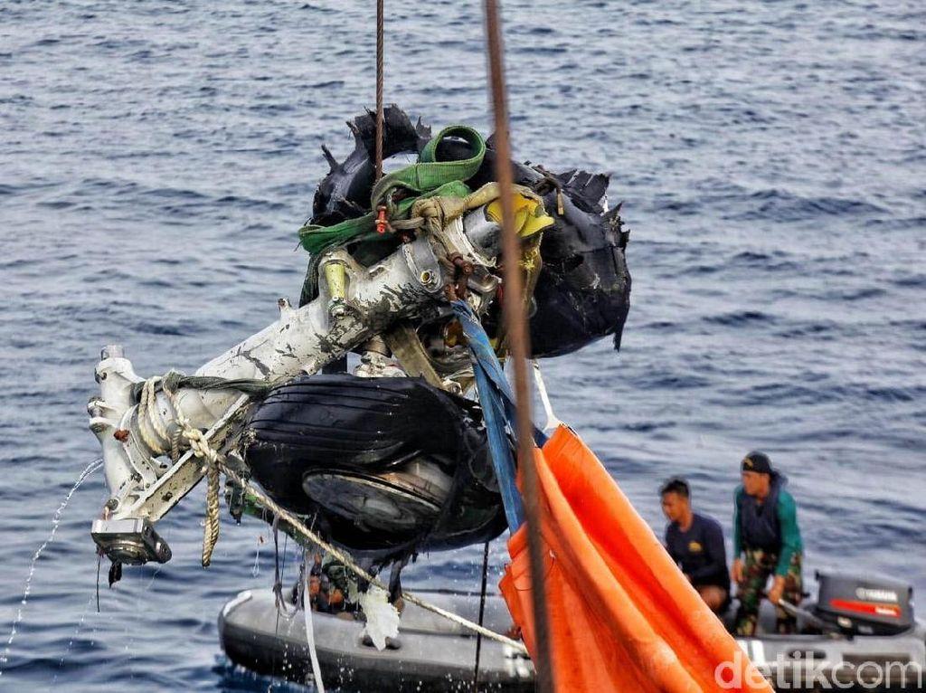 Hasil Investigasi KNKT: 9 Faktor Berkontribusi di Jatuhnya Lion Air PK-LQP