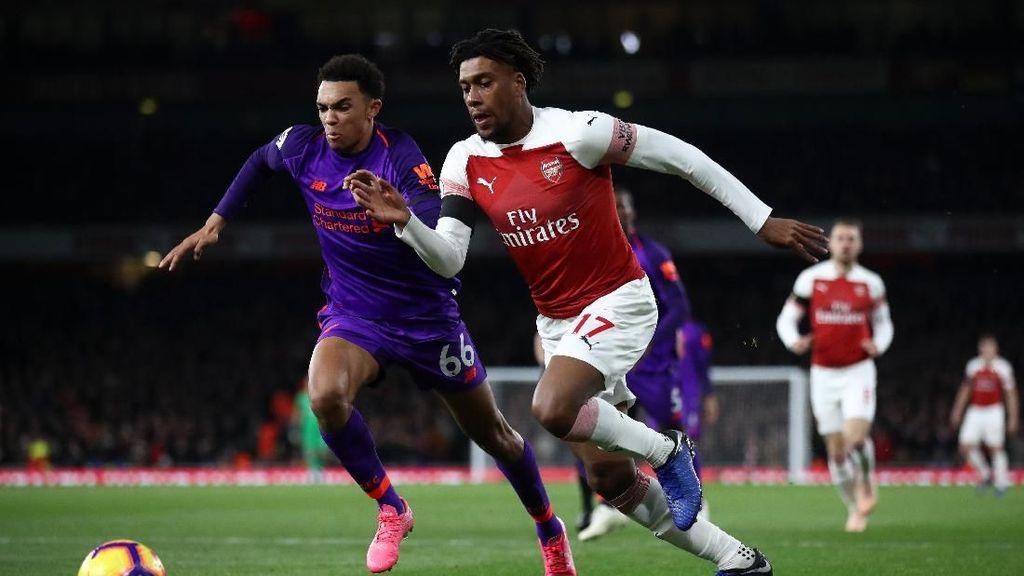 Klopp Puas Imbangi Arsenal, Emery Kurang Senang