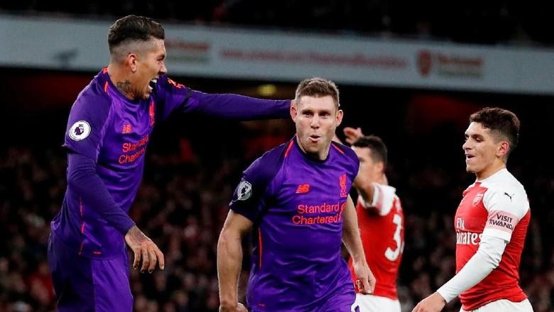 Paruh Kedua Musim Krusial untuk Kans Juara Liverpool