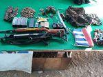 TNI-KKB Baku Tembak di Papua, 2 Orang Tewas