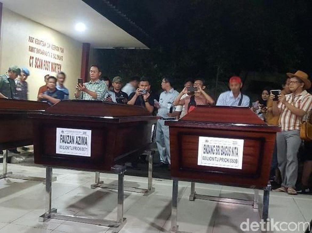 Jenazah Endang Korban Lion Air PK-LQP Dimakamkan di Kebumen