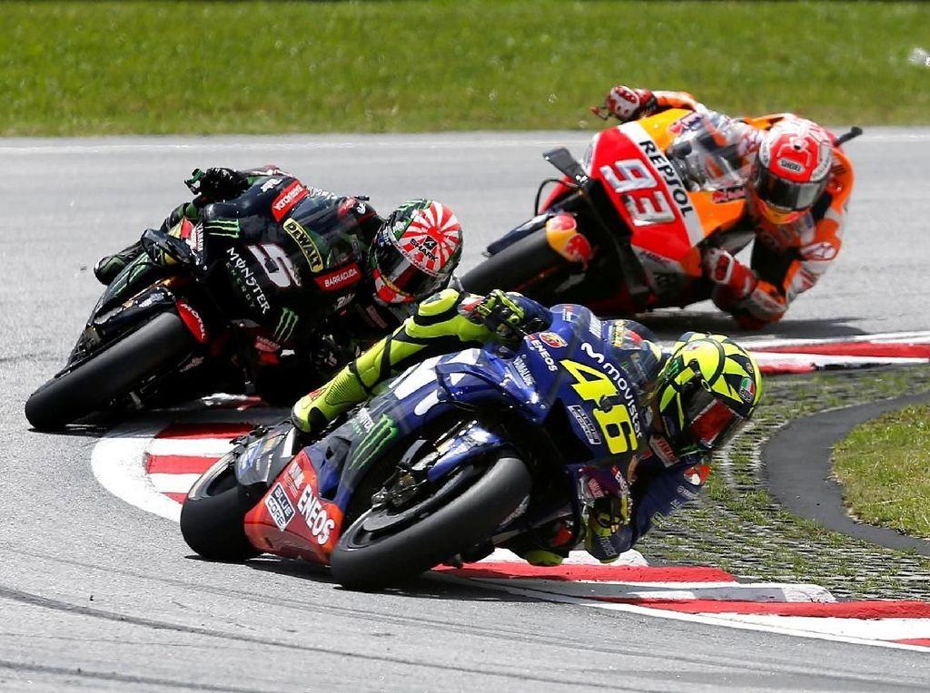 Jadwal MotoGP Malaysia Akhir Pekan Ini