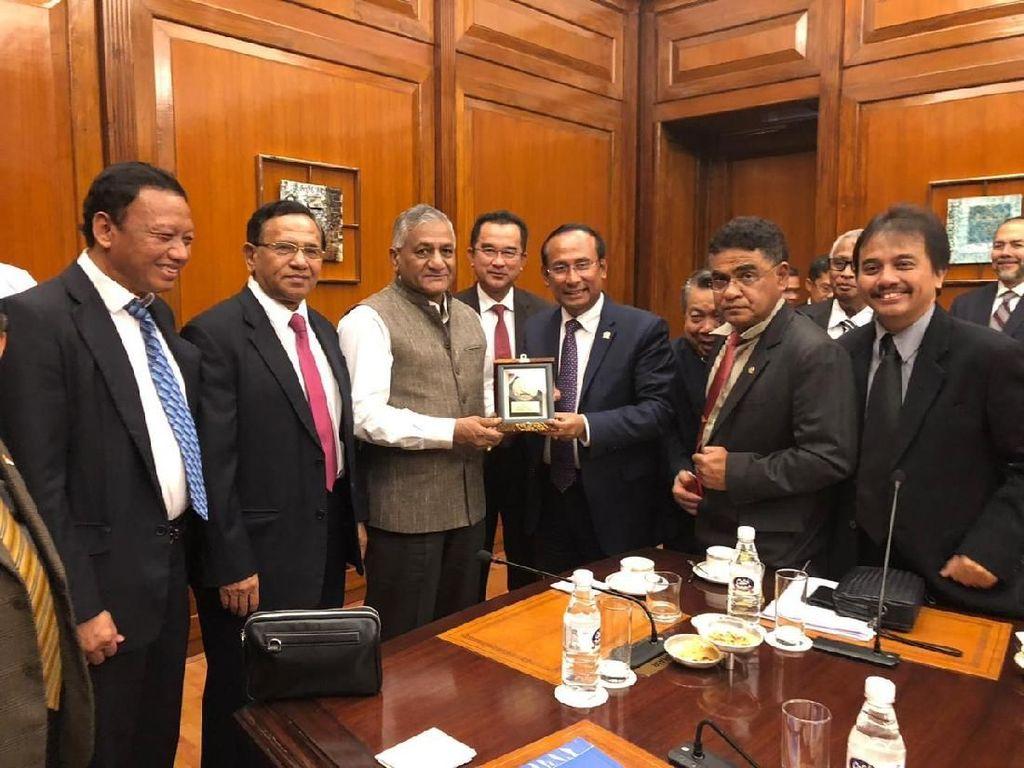 Awasi KBRI, Komisi I DPR Kunker ke New Delhi