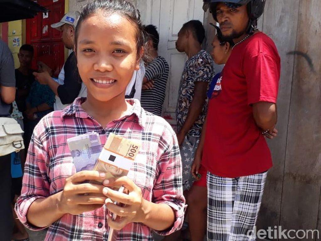 BI Juga Terima Penukaran Uang Robek di Pulau Terpencil di Maluku