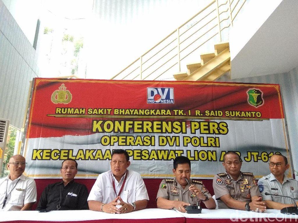 Keluarga Awak Pesawat Lion Air PK-LQP akan Disantuni USD 100.000