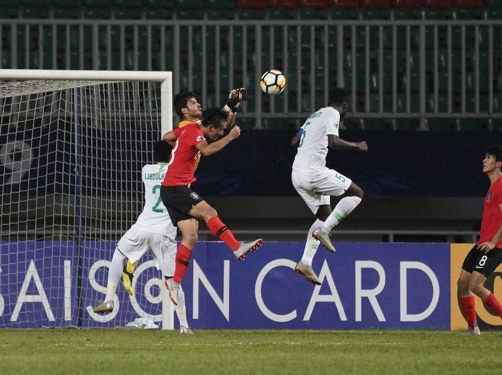 Kalahkan Korsel, Arab Saudi Juara Piala Asia U-19 2018