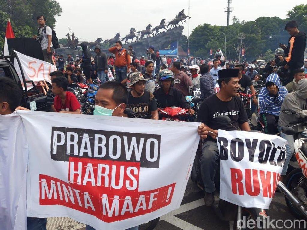 Respons Kubu Bupati Boyolali Dipolisikan Terkait Memaki Prabowo
