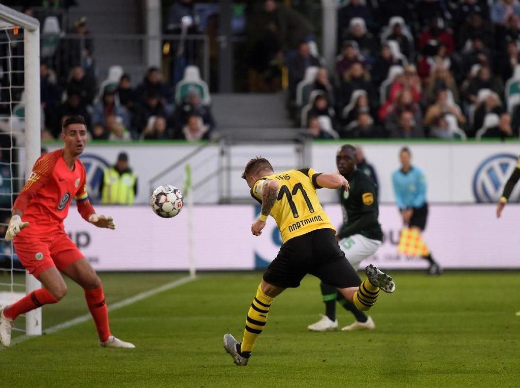 Hasil Liga Jerman: Gol Tunggal Reus Menangkan Dortmund