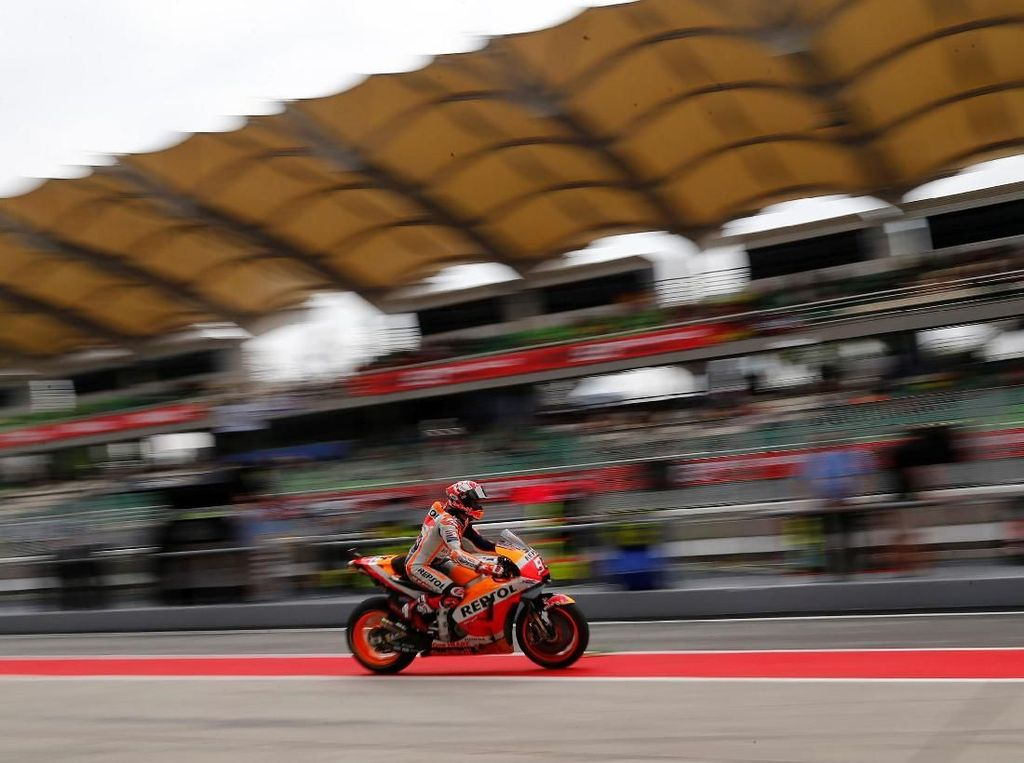 MotoGP Malaysia, Saksikan Live Streaming-nya di DetikSport