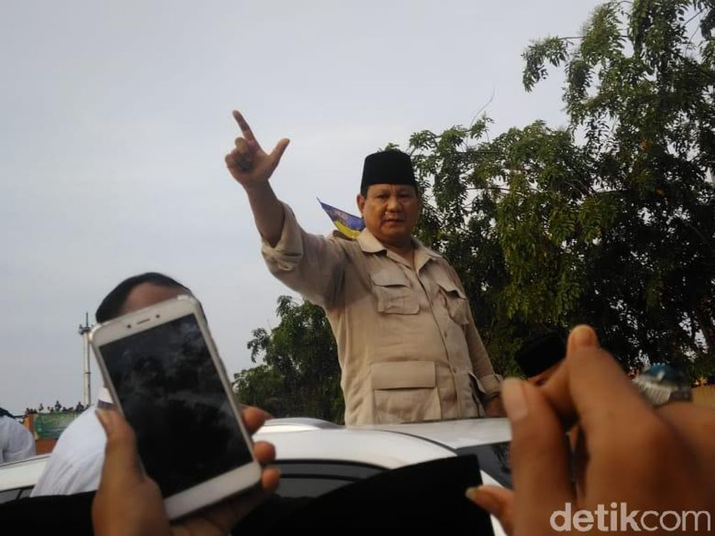 Janji Prabowo Bila Jadi Presiden: RI Tak Perlu Impor Apa-apa!
