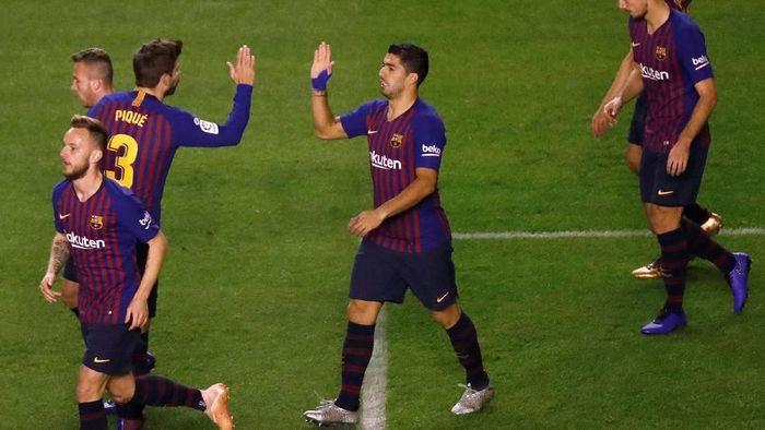 Barcelona menjadi tim dengan gaji rata-rata pemain intinya paling tinggi di dunia. (Foto: Reuters)