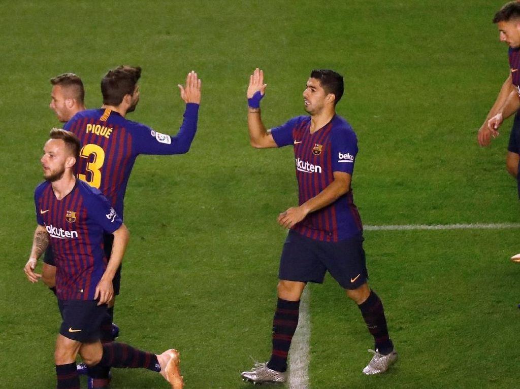 Barcelona Jadi Tim dengan Gaji Pemain Inti Tertinggi di Dunia Olahraga