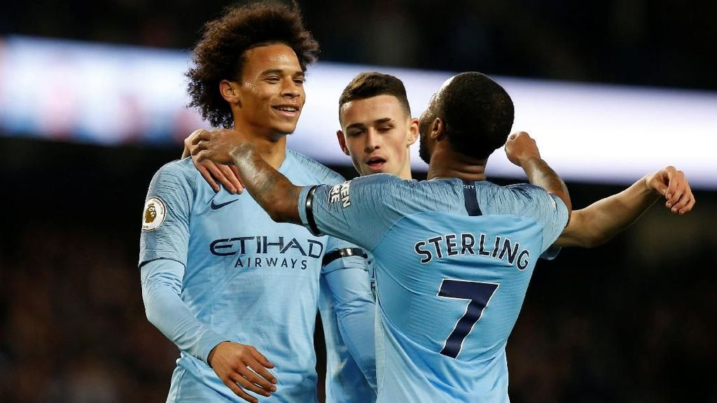 Video: Manchester City Kian Perkasa di Puncak Liga