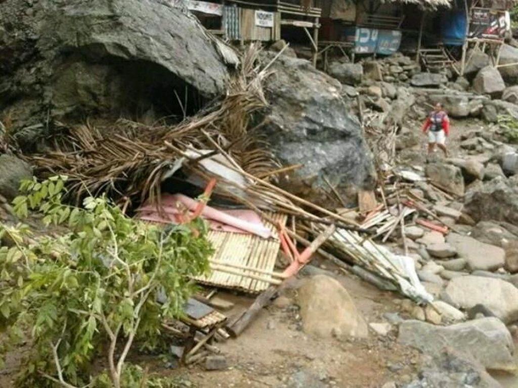 Batu Timpa Warung, Area Sanghyang Heuleut di KBB Ditutup