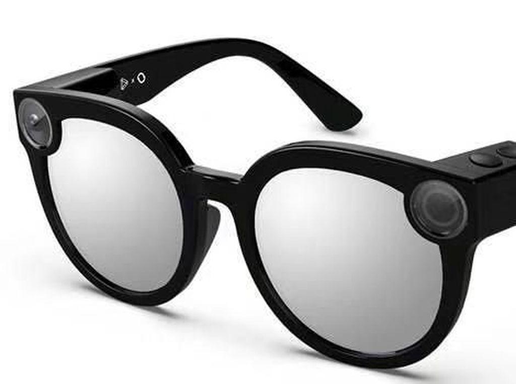 Tencent Bikin Kacamata Pintar ala Spectacles Snapchat