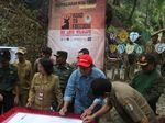 4 Ekor Rusa Timor Hasil Konservasi Pertamina EP Dilepasliarkan