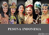 Buku Pesona Indonesia: 13 Tahun CT ARSA, Inspirasi 50 Tahun Anita Ratnasari
