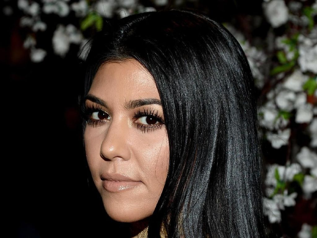 Foto: Momen Favorit Kourtney Kardashian di Bali