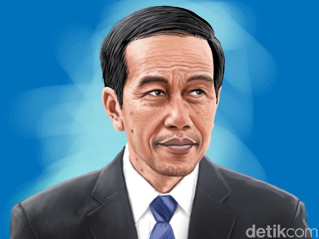 Jokowi Singgung Lagi Defisit APBN Bengkak, Segini Besarannya