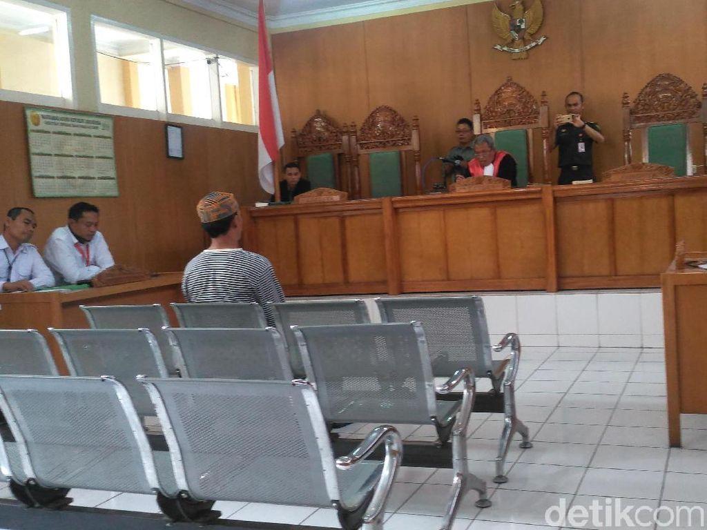 Pembawa Bendera HTI di HSN Garut Divonis 10 Hari Penjara
