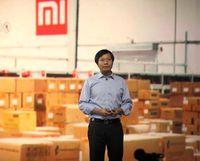 Lei Jun, CEO Xiaomi