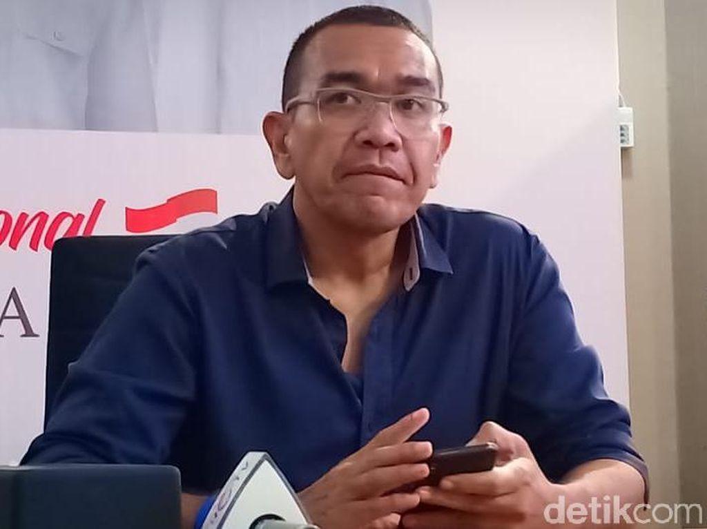 TKN Jokowi Sebut Masih Ada Kelompok yang Ingin Ganti Ideologi Pancasila
