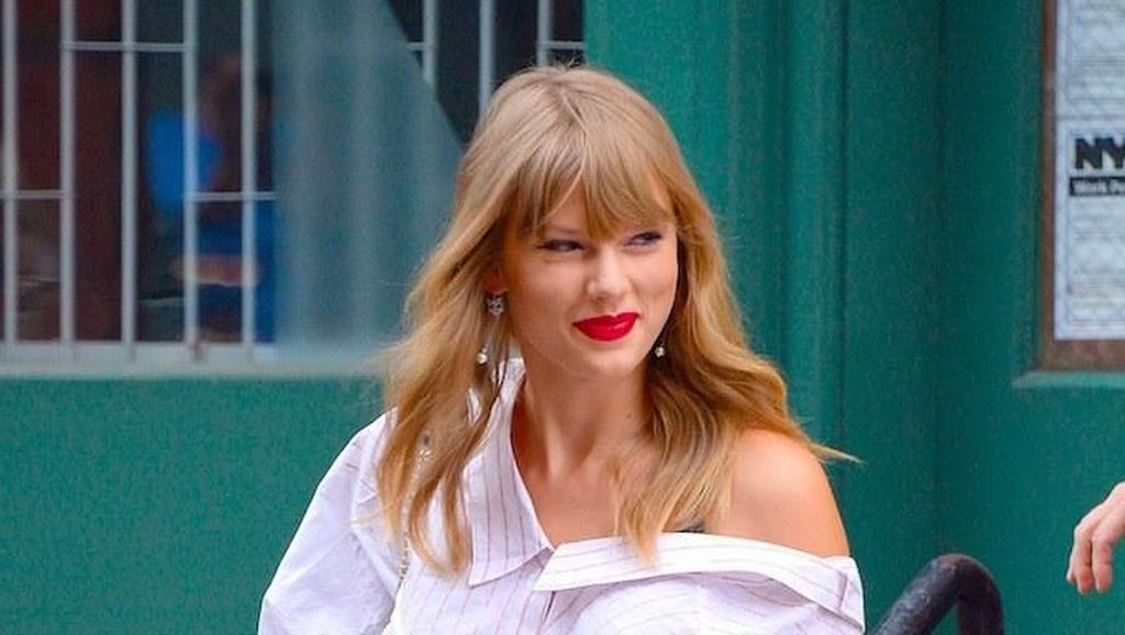 Inikah Kode Album ke-7 Taylor Swift Segera Hadir?