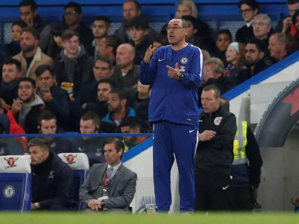 Sarri, Sudah Yakin Chelsea Bisa Juara?