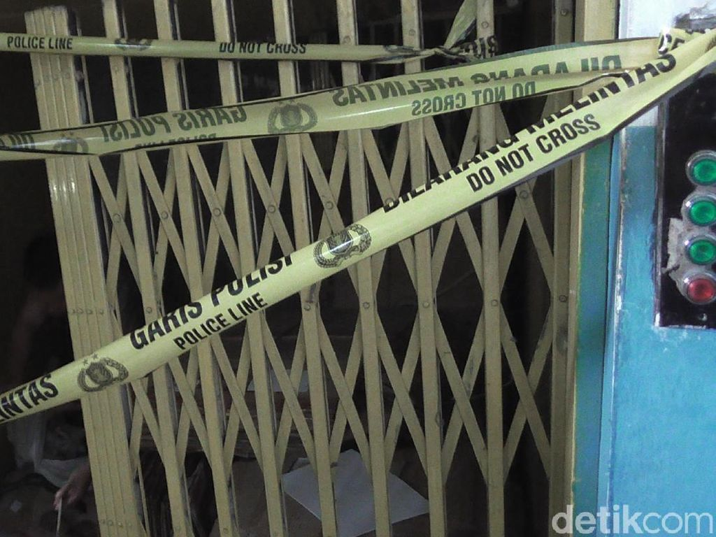 Lift Barang di Mal Gorontalo Jatuh, 7 Orang Luka-luka