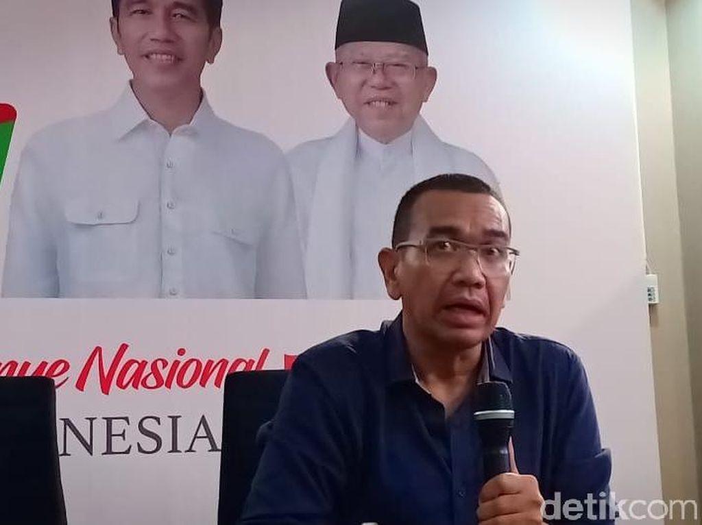 Soal Tampang Boyolali Prabowo, Tim Jokowi: Kampanye Jangan SARA