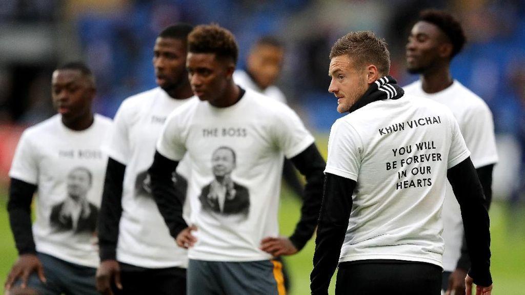 RIP Vichai: Duka Leicester City, Duka Premier League