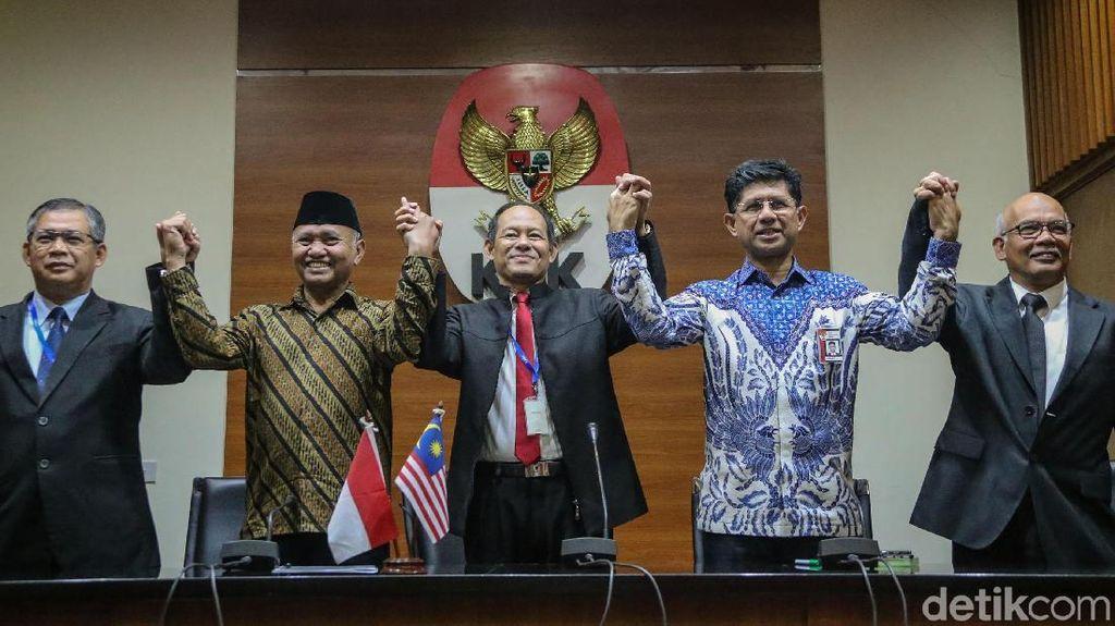Komisi Anti-Korupsi Malaysia Belajar soal LHKPN dari KPK