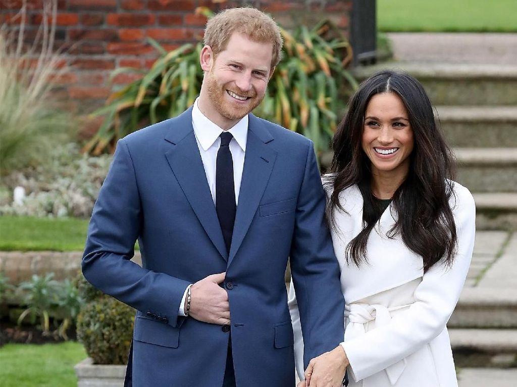 Pangeran Charles Ungkap Kemungkinan Nama Anak Harry-Meghan Markle