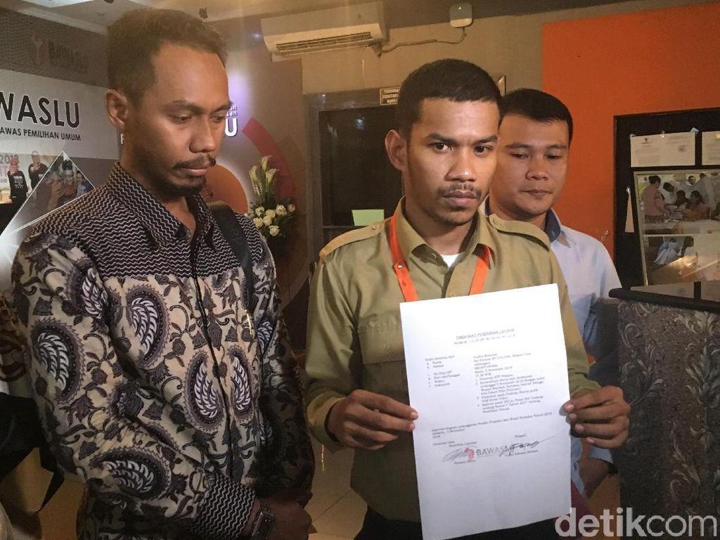 Bupati Boyolali Dilaporkan ke Bawaslu karena Maki Prabowo