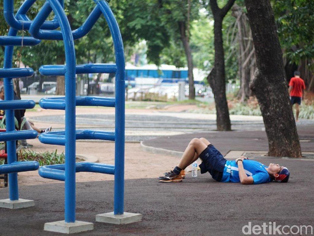 Mau Olahraga Tapi Polusi DKI Sangat Tinggi? Ikuti Saran Coach Matias Ibo