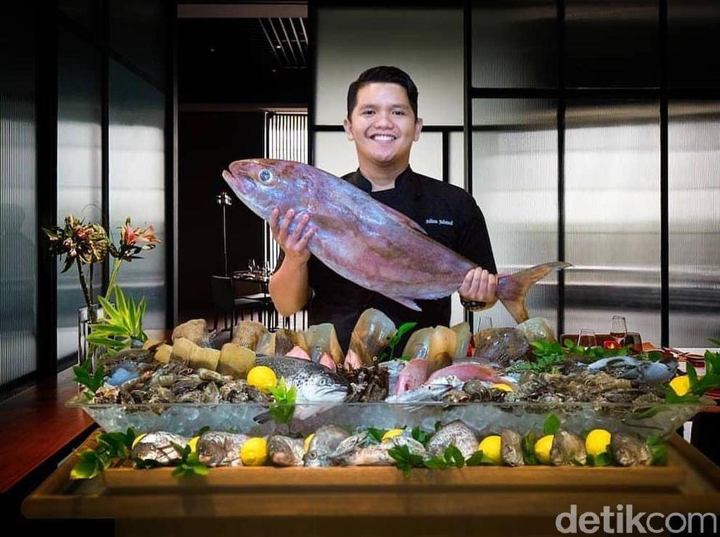 Sensasi Unik Menikmati 10 Seafood Asli Indonesia di Oceanic Treasure