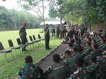 KSAD Tinjau Kesiapan Tim AARM-28 Malaysia di Mako Kopassus