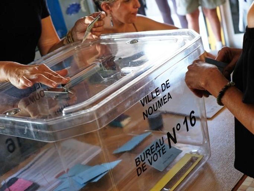 Kaledonia Baru Gelar Referendum, Apakah Lepas dari Prancis?
