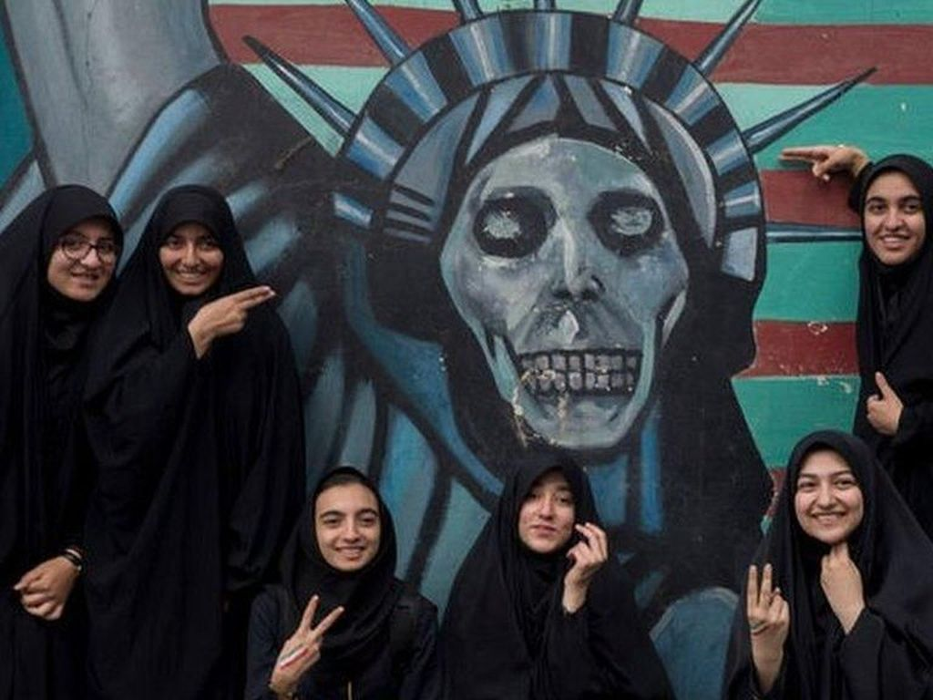 AS Siap Jatuhkan Sanksi Terberat terhadap Iran